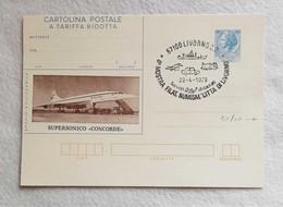 Cartolina Postale A Tariffa Ridotta Da 60 Lire 6° Mostra Filatelica Numismatica Città Di Livorno 28/04/1979 - 6. 1946-.. Repubblica