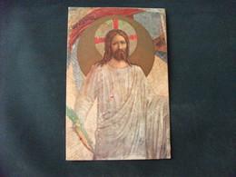 SANTINO HOLY CARD GESU' - Religion & Esotérisme