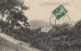 CPA-30-CONCOULES-Oeuvre Catholique Des Enfants à La Montagne-Sanatorium - Other Municipalities