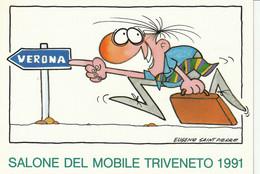 Manifestazioni - Verona 1991 - Salone Del Mobile Triveneto - - Manifestazioni