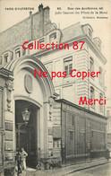 75003 ☺♦♦ PARIS AUTREFOIS N° 82 < COUVENT Des PERES De La MERCI Au 45 RUE Des ARCHIVES - MARROQUINERIE A. COHN - Arrondissement: 03