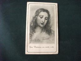 SANTINO HOLY CARD LUTTINO RAMBALDI MILANO - Religion & Esotérisme