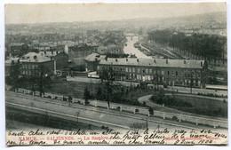 CPA - Carte Postale - Belgique - Namur - Salzinnes - La Sambre - 1904 (SVM14012) - Namur