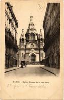 CPA Paris 8e - Eglise Russe De La Rue Daru (75506) - Eglises