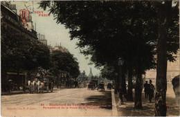 CPA Tout Paris - 63 - Boulevard Du Temple 3e (75705) - Arrondissement: 03