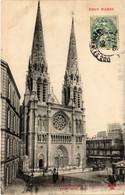 CPA Tout Paris - 585 - Eglise St-Jean-Baptiste De Belleville 19e (75724) - Eglises