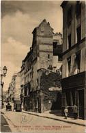 CPA Tout Paris - 1459 - Vieille Maison A Pignon 3e (75735) - Arrondissement: 03
