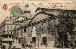 CPA Tout Paris - 349 - Rue Du Temple - Le Marche (75740) - Arrondissement: 03