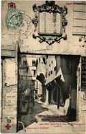 CPA Tout Paris - 1095 - Rue Des Francs Bourdonnais 3e Et 4e (75775) - Arrondissement: 03