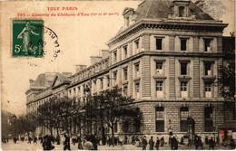CPA Tout Paris - 784 - Caserne Du Chateau-d'Eau 3e Et 10e (75777) - Arrondissement: 03