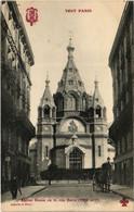 CPA Tout Paris - Eglise Russe De La Rue Daru, 7e (75919) - Eglises