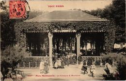 CPA Tout Paris - 1027 - Parc Montsouris 14e (75920) - Arrondissement: 14