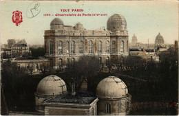 CPA Tout Paris - 1093 - Observatoire De Paris, 14e (75926) - Arrondissement: 14