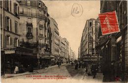 CPA Tout Paris - 505 - Rue De Vanves, 14e (75927) - Arrondissement: 14