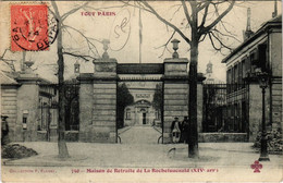 CPA Tout Paris - 750 - Maison De Retraite De La Rochefoucauld, 14e (75928) - Arrondissement: 14