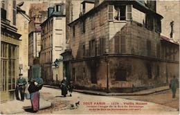 CPA Tout Paris - 1474 - Vieille Maison, 3e (76018) - Arrondissement: 03