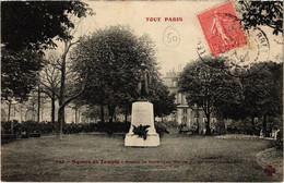 CPA Tout Paris - 942 - Suare Du Temple, 3e (76019) - Arrondissement: 03