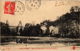 CPA Tout Paris - 348 - Hotel Des Sens (76023) - Arrondissement: 04