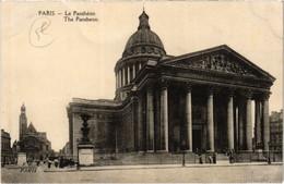 CPA Paris - Le Pantheon (76182) - Panthéon