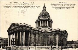CPA Paris 5e - Le Pantheon (76184) - Panthéon