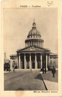 CPA Paris 5e - Le Pantheon (76186) - Panthéon