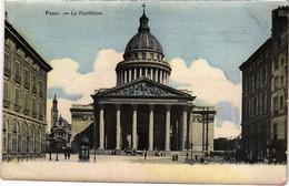 CPA Paris 5e - Le Pantheon (76188) - Panthéon