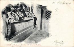 CPA Paris 5e - Le Tombeau De President Sadi Carnot Au Pantheon (76191) - Panthéon
