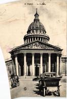 CPA Paris 5e - Le Pantheon (76193) - Panthéon