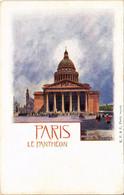 CPA Paris 5e - Le Pantheon (76194) - Panthéon
