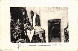 CPA Paris 5e - Le Pantheon, Tombeau De Carnot (76197) - Panthéon