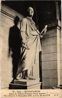 CPA Paris 5e - Pantheon Statue De Voltaire (76199) - Panthéon