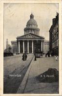 CPA Paris 5e - Le Pantheon (76203) - Panthéon