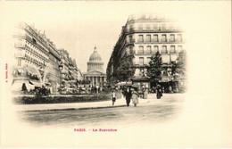 CPA Paris 5e - Le Pantheon (76204) - Panthéon