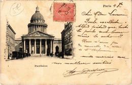 CPA Paris 5e - Pantheon (76208) - Panthéon