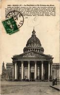 CPA Paris 5e - Le Pantheon (76210) - Panthéon
