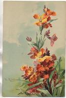 Illustrateur Catharina KLEIN  Une Branche De Fleurs - Klein, Catharina