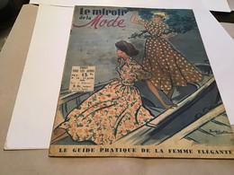 Magazine Miroir De La Mode 1948 à La Plage Si Vous êtes Mince Robe Blanche - Autres