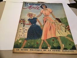 Magazine Le Miroir De La Mode 1948 - Autres