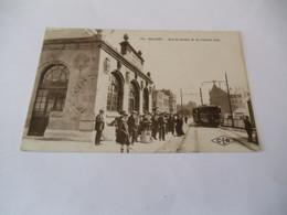 CP 90  -  Belfort , Gare Du Chemin De Fer D'intérêt Local - Belfort - Stadt