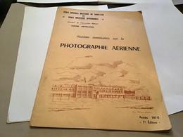 École Spéciale Militaire De Saint-Cyr Et école Militaire Interarmées Cours Artillerie Photographie Aérienne Années 1970 - Français