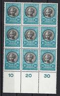 Luxembourg - Luxemburg - Timbres 1927 Caritas  Princesse  Elisabeth MNH ** - Blocs & Hojas