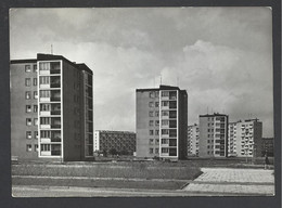 Poland, Nowa Huta, Promenade Street, 1963. - Poland