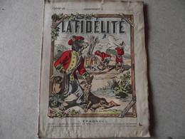 Protège Cahier,  La FIDELITE, L'EPAGNEUL  , Fin XIX - Protège-cahiers