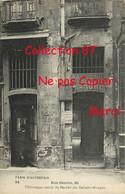 75003 ☺♦♦ PARIS AUTREFOIS N° 93 < 35 RUE CHARLOT < ENTREE Du MARCHÉ Des ENFANTS ROUGES - Arrondissement: 03