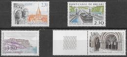 FRANCE N°2657 à 2660 ** 4 Valeurs Série Complète Neuve Sans Charnière Luxe MNH - France