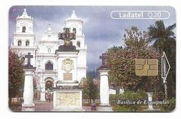 Guatemala, Ladatel,  Used Chip Phonecard, No Value, Collectors Item, # Guatemala-6 - Guatemala