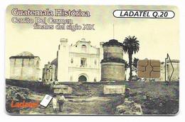 Guatemala, Ladatel,  Used Chip Phonecard, No Value, Collectors Item, # Guatemala-9 - Guatemala