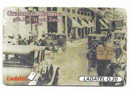 Guatemala, Ladatel,  Used Chip Phonecard, No Value, Collectors Item, # Guatemala-11 - Guatemala