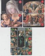 CHINA ART ALBRECHT DURER SET OF 3 PUZZLES - Pittura