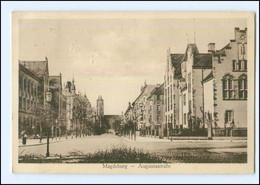 U5835-391./ Magdeburg Augustastraße 1934 AK - Sin Clasificación
